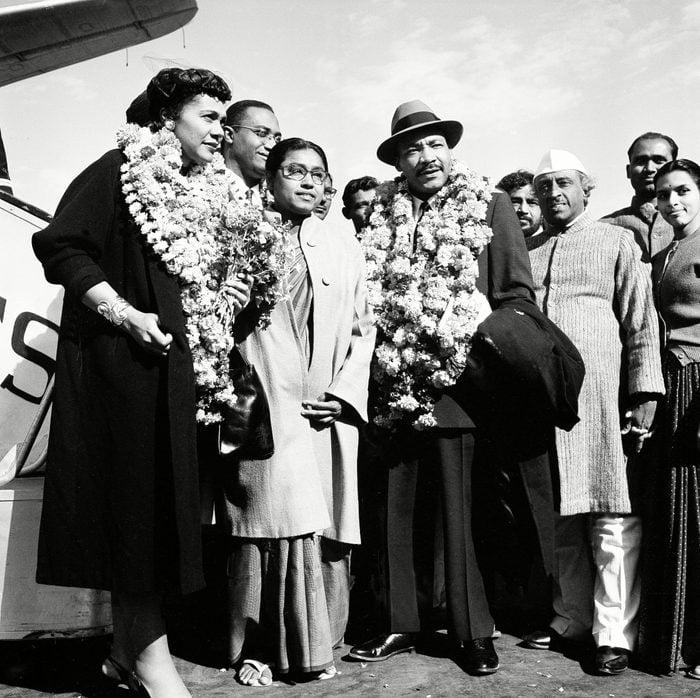 MLK In India 1959, New Delhi, India
