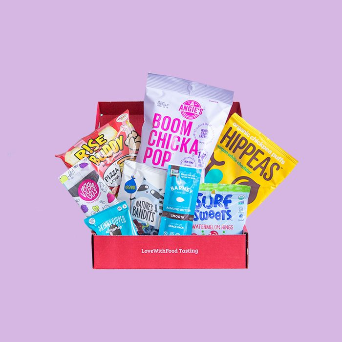 snack box subscription
