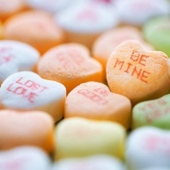 Here's Why You Won't Find Sweethearts on Valentine's Day
