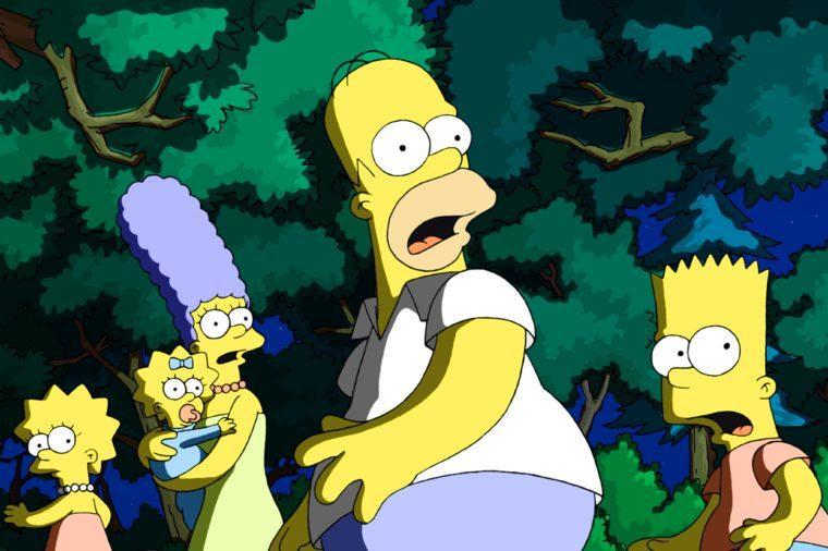 'The Simpsons Movie' Film - 2007