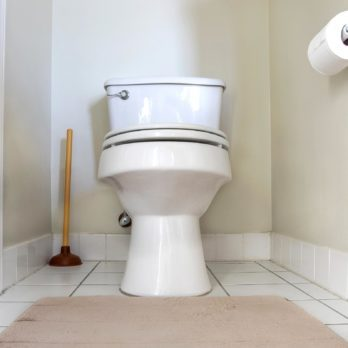 Making This Mistake with a Clogged Toilet Can Make Things Worse
