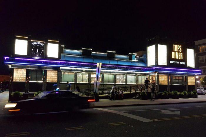 Top's Diner, East Newark