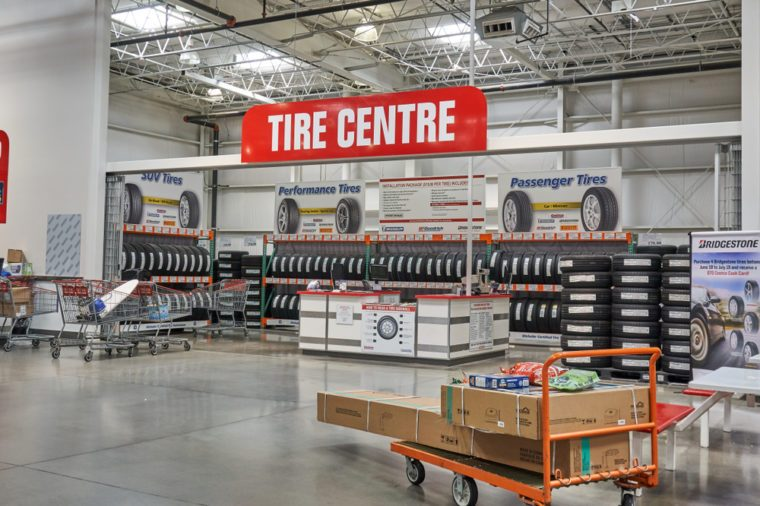 Here S Why You Should Buy Your Tires From Costco Reader S Digest