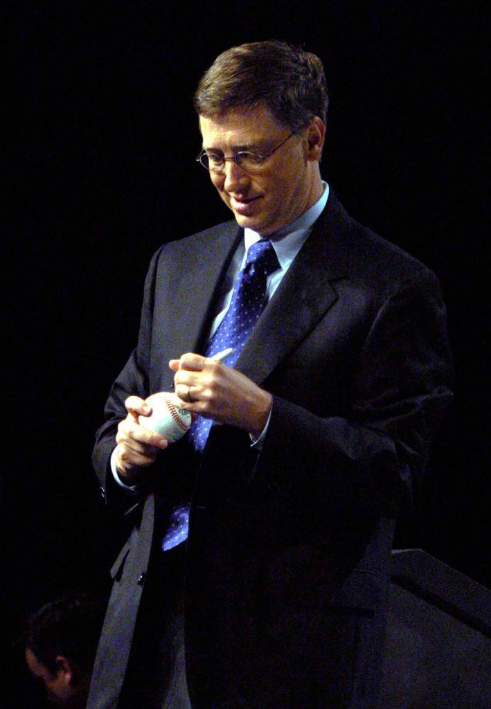 Usa Computing Microsoft Bill Gates - Nov 2003