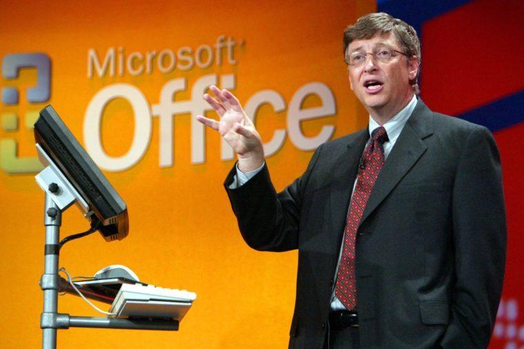 Usa Microsoft Office - Oct 2003
