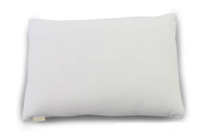 ZONKD Down Alternative King Pillow | Luxury Down Sleeping Pillow | Hypoallergenic Odor-Free, Ultra-Plush Bamboo Cover Engineered a Cooler Night's Sleep