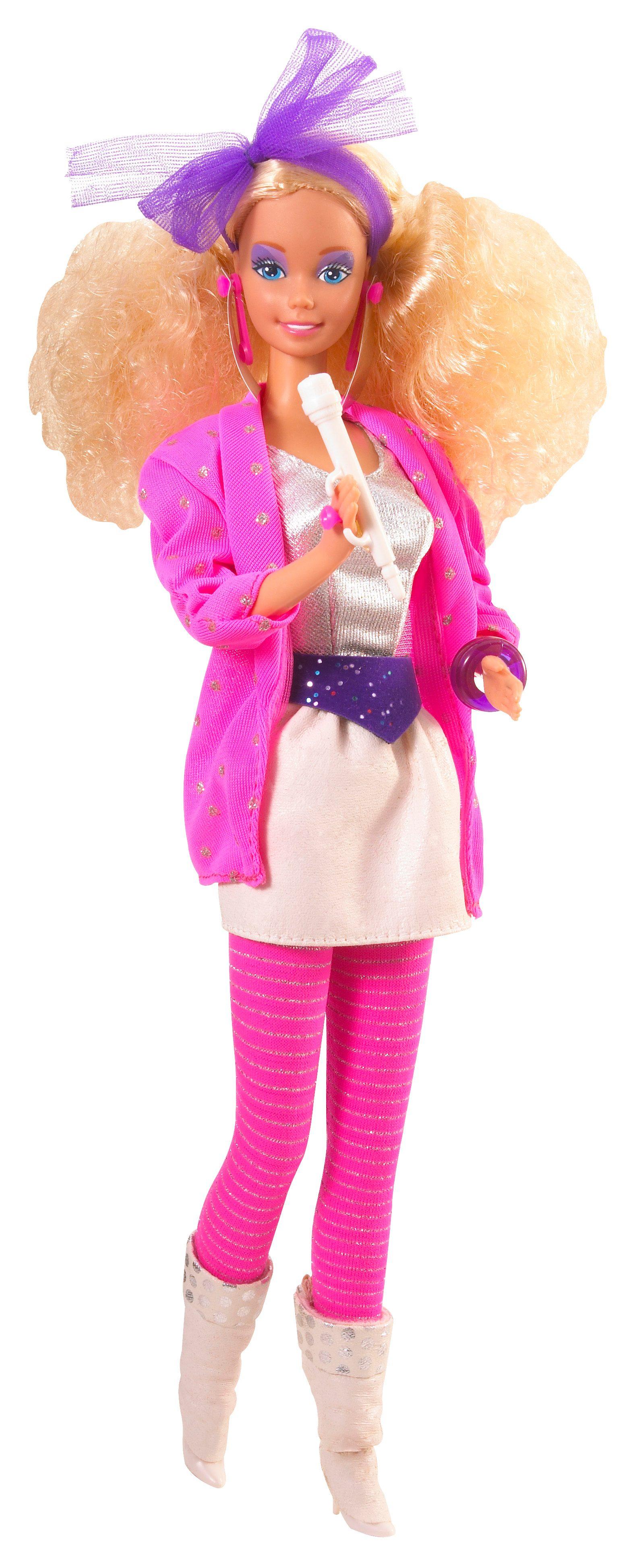 rockers barbie