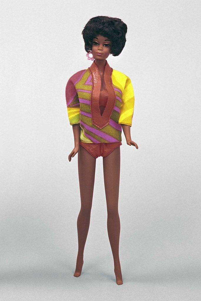 Christie Barbie Doll