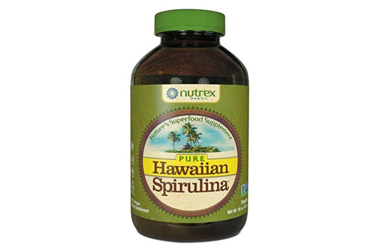 Pure Hawaiian Spirulina Powder 16 oz – Boosts Energy and Supports Immunity – Vegan, Non GMO – Natural Superfood Grown in Hawaii