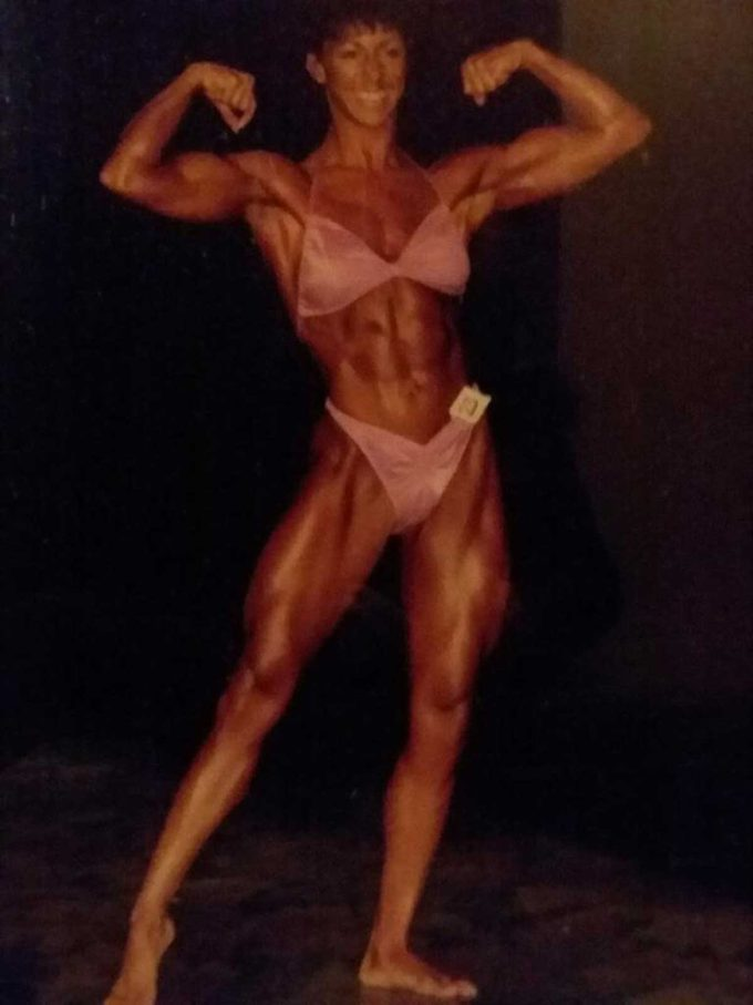 Susan Flesia bodybuilding
