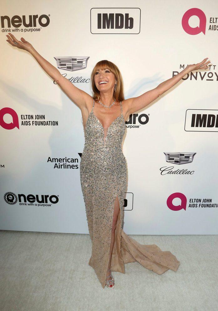 2019 Elton John AIDS Foundation Oscar Viewing Party, West Hollywood, USA - 24 Feb 2019