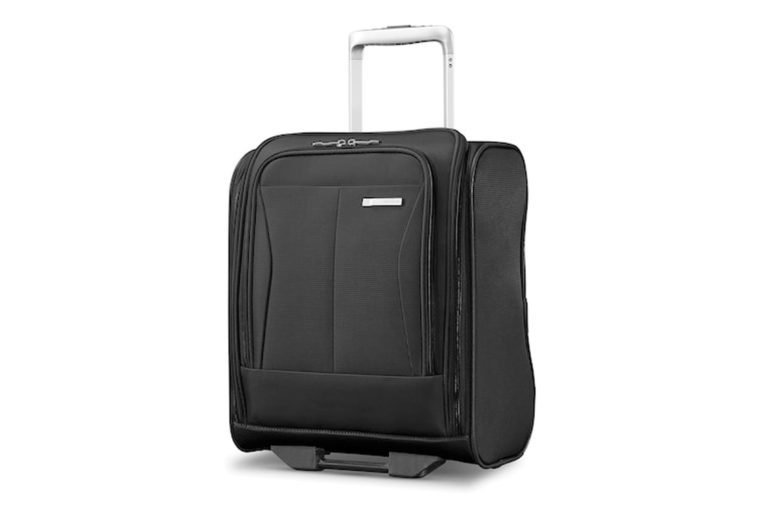 Samsonite Eco-Flex Wheeled Underseater Carry-On Luggage