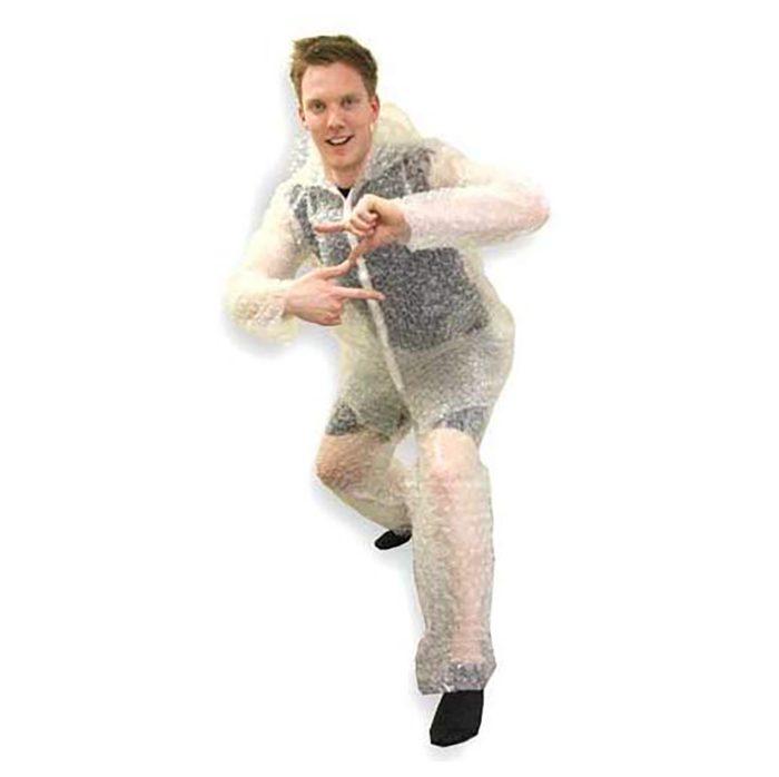 bubble costume