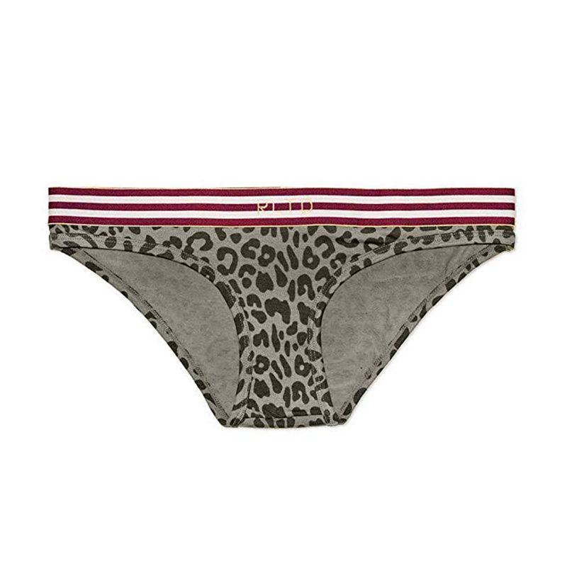 cheetah underwear
