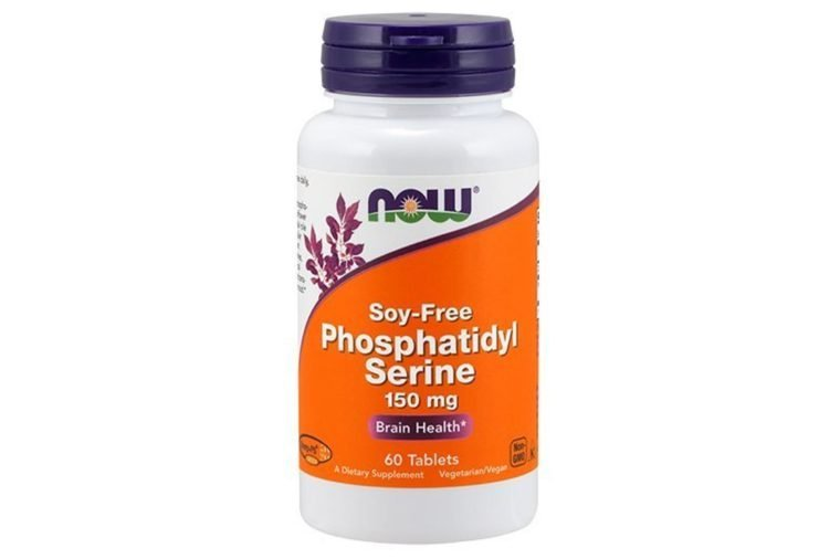 NOW Phosphatidyl Serine 150 mg,60 Tablets
