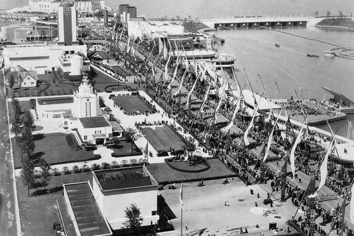 1934 World's Fair in Chicago