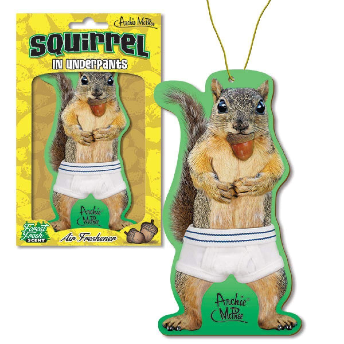squirrel air freshener