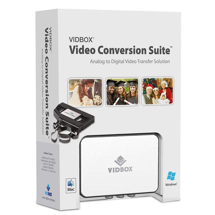 VIDBOX Video Conversion Suite (2019)