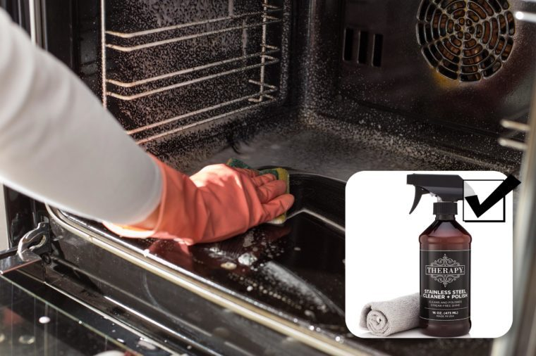 toxic oven cleaner and what to use instead.