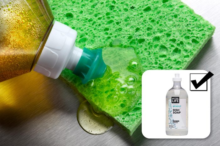 dish soap. what to buy instead.