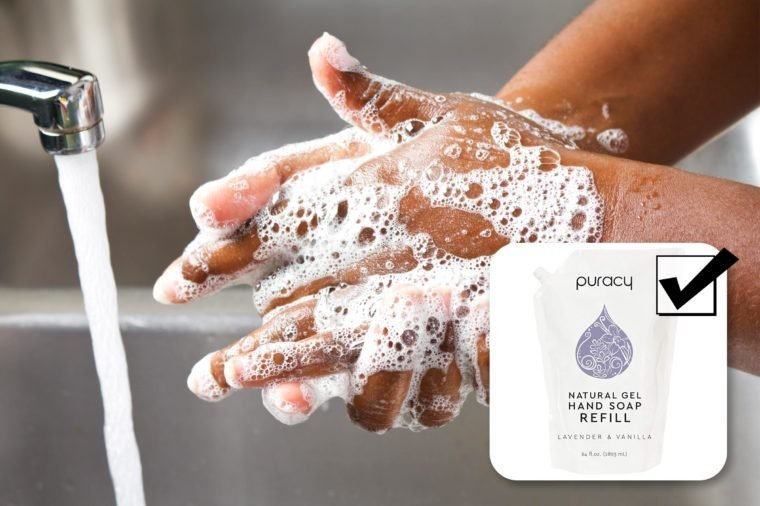hand soap. what to buy.