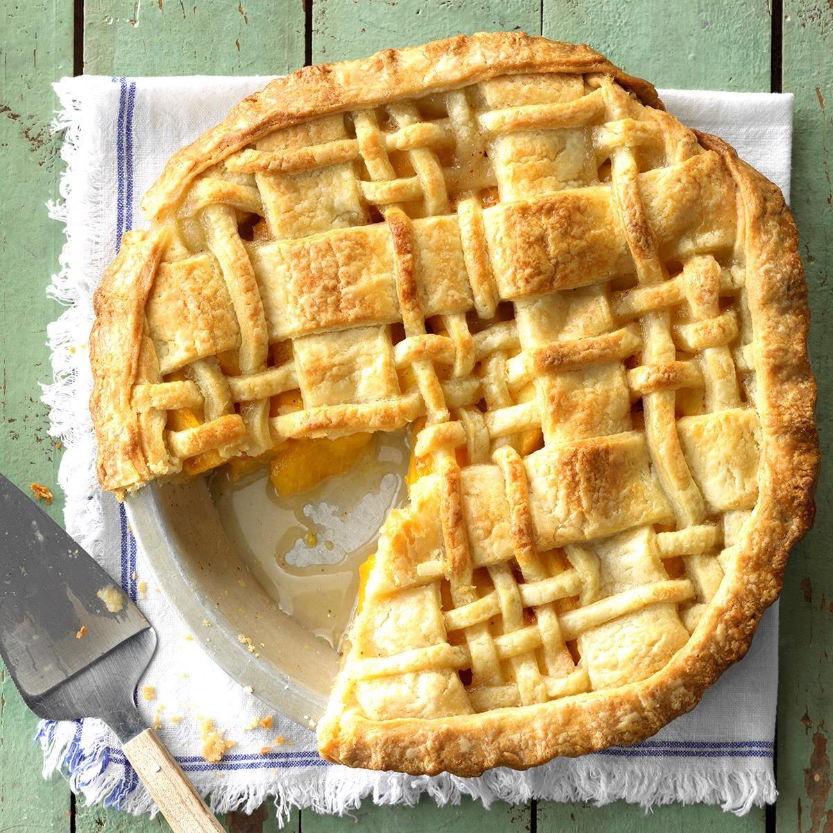 Delaware: Peach Pie