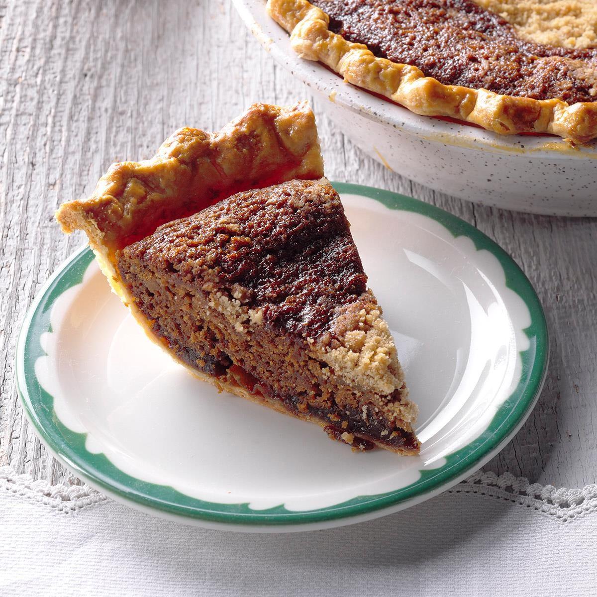 Pennsylvania: Shoofly Pie