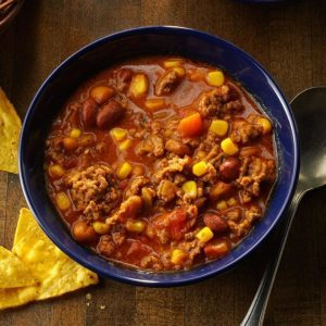 Over 3,000 People a Day Are Viewing This Taco Soup Recipe