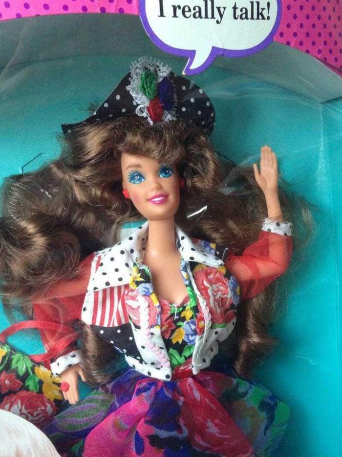 teen tal barbie