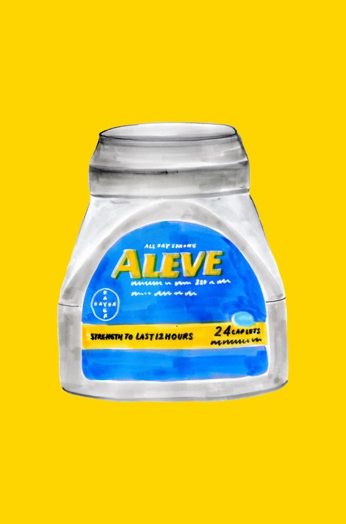 Aleve joint-pain relief