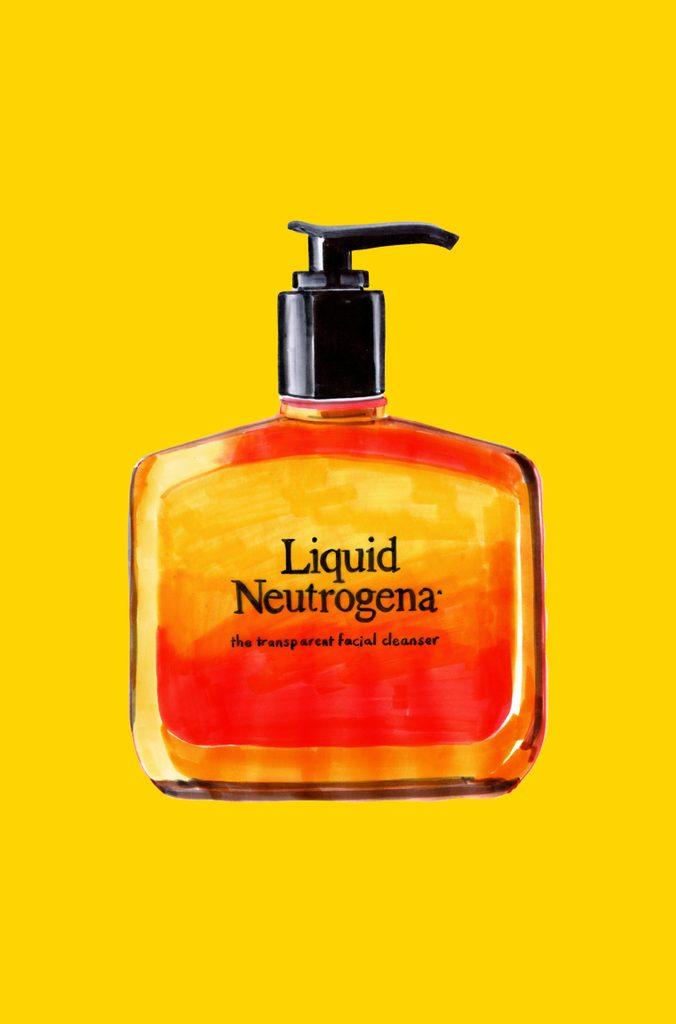 Neutrogena facial cleanser