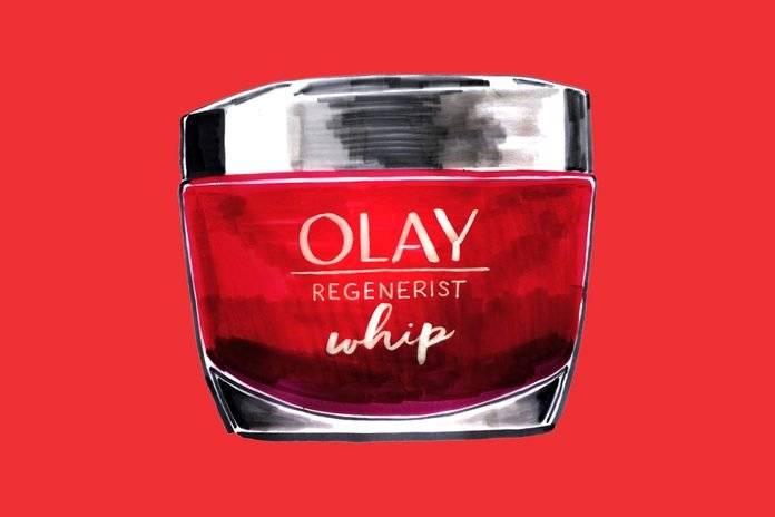 Olay antiaging skin care