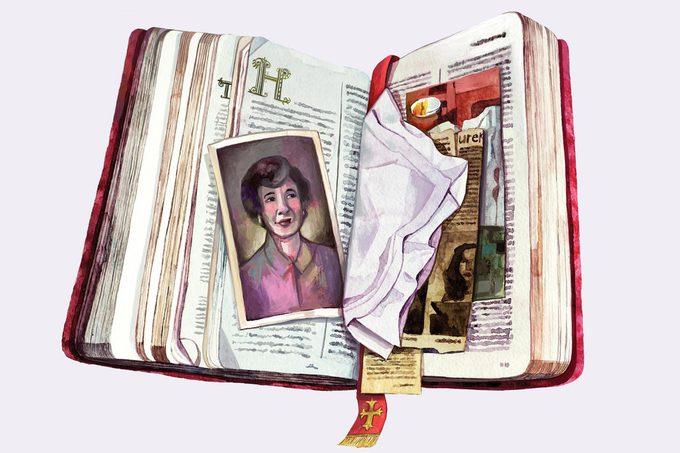 Bible survived tornado