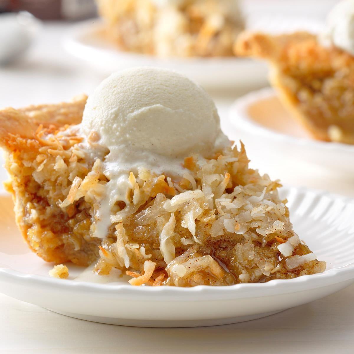 Vermont: Maple Pie