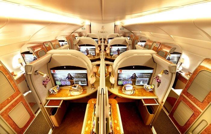 emirates seats