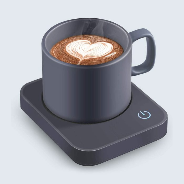 For the woman who loves a java jolt: Electric Coffee Warmer