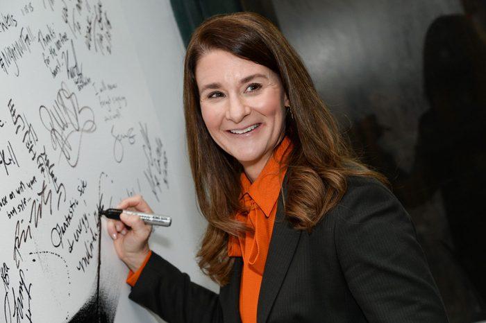 AOL's BUILD Speaker Series: Melinda Gates, New York, USA