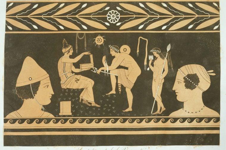 Art (Archaeology) - various