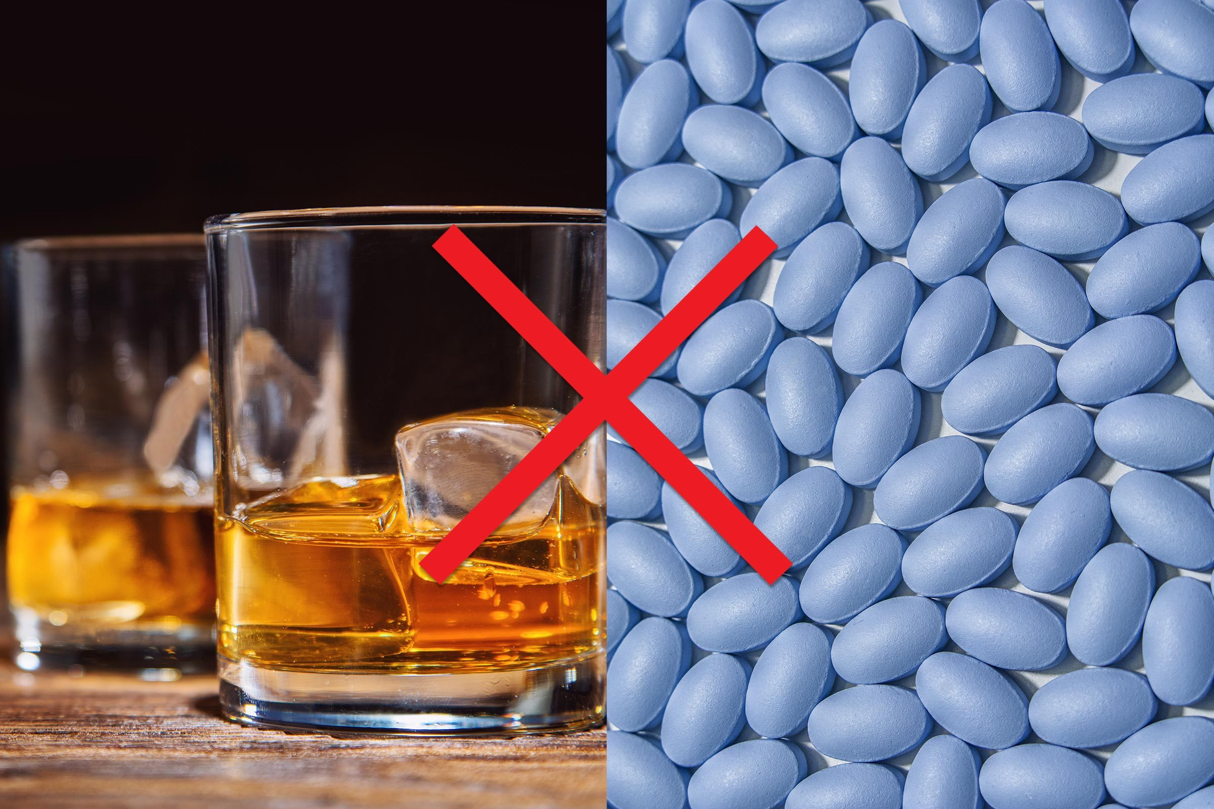 The 12 Medications You Should Never Mix with Alcohol