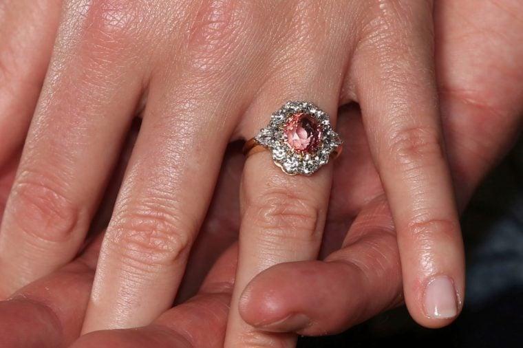 Britain Princess Eugenie Engaged, London, United Kingdom - 22 Jan 2018