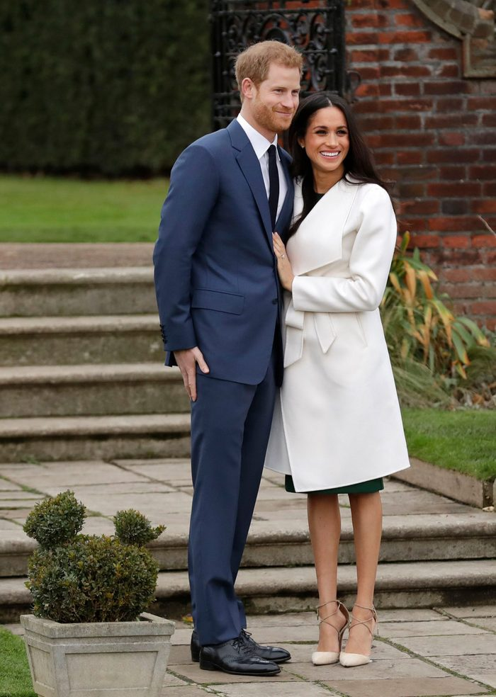 Britain Royal Engagement, London, United Kingdom - 27 Nov 2017