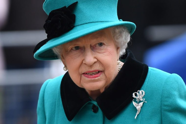 Britain's Queen Elizabeth at the Corum children's charity, London, United Kingdom - 05 Dec 2018