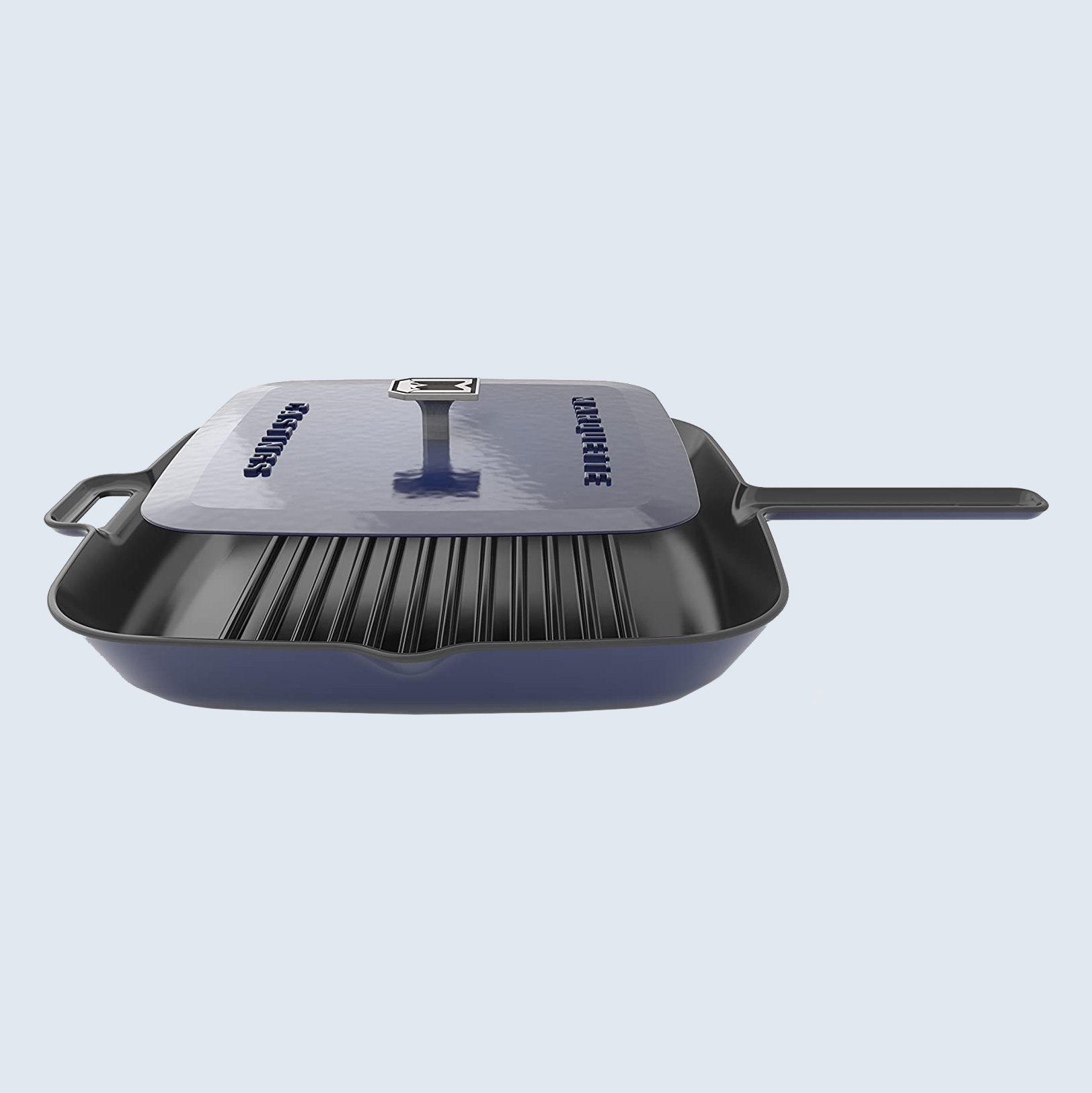 cast iron pan square