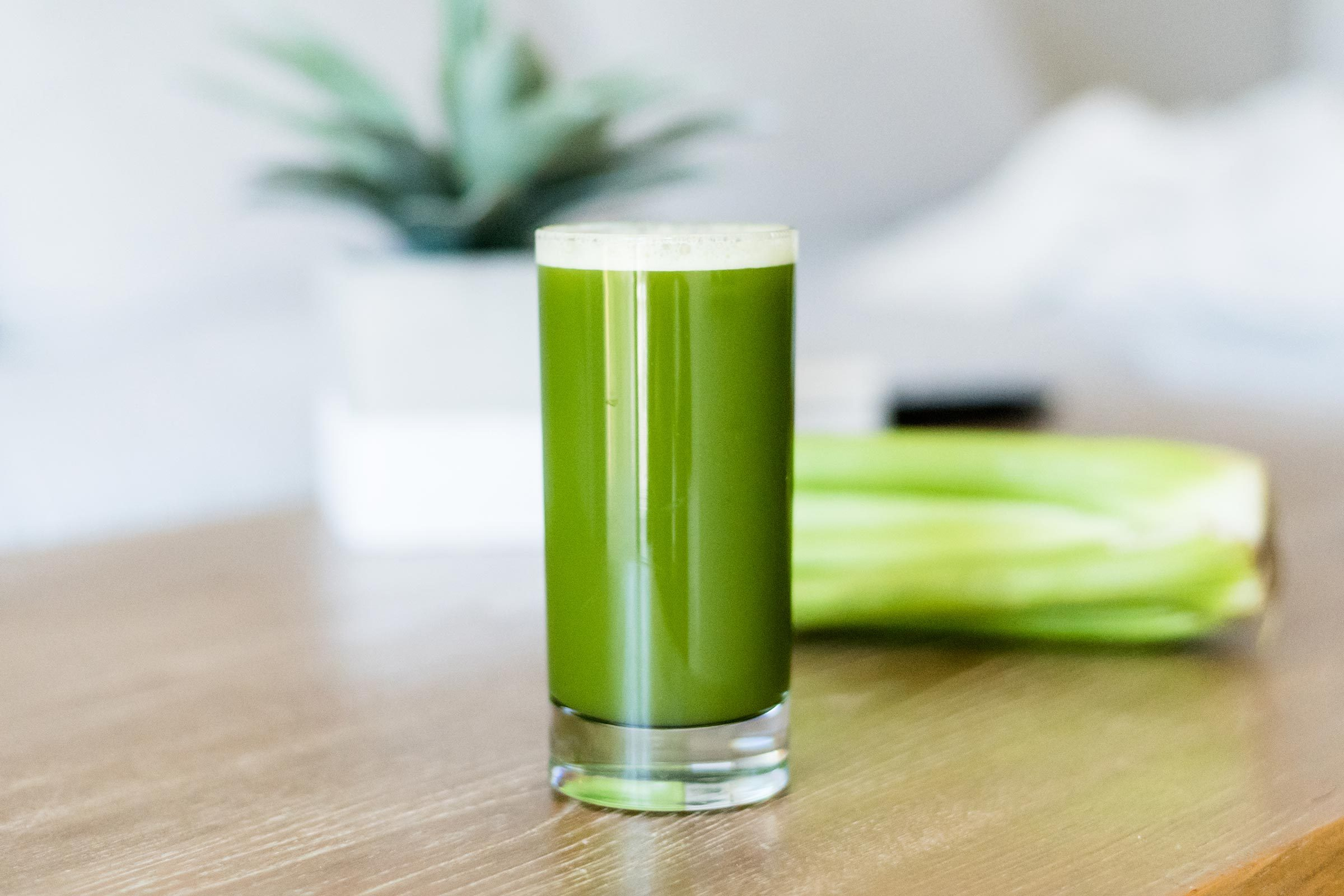 What Drinking Celery Juice Really Does to Your Body | Reader's Digest