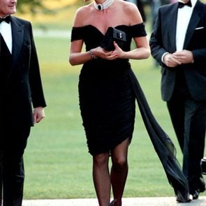 Charity Dinner at the Serpentine Gallery, Hyde Park, London, Britain - 1994