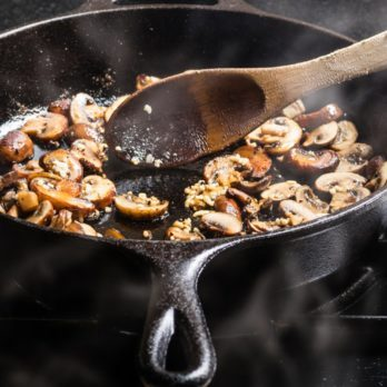 How to Cook with Cast Iron on Any Type of Stove