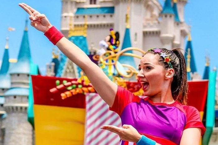 Disney Double Finger Point