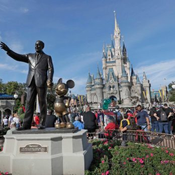 This Might Be Why You Can't Buy Gum in Disney Parks