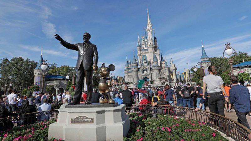 Magic Kingdom at Walt Disney World