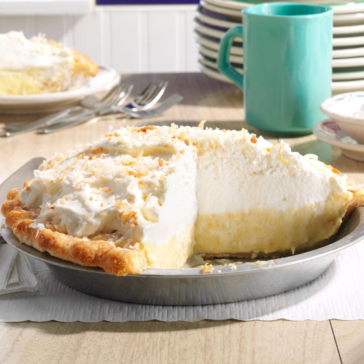Hawaii: Coconut Cream Pie